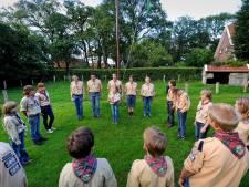 Scouts in Vasse boos; grasmaaier gestolen