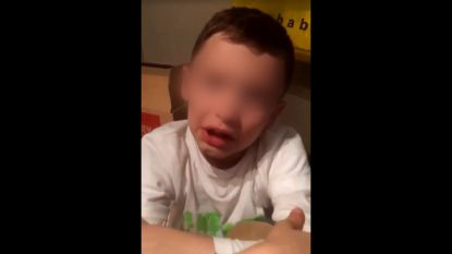 """Gepest 7-jarig jongetje in hartverscheurende Twittervideo: """"Ik wil me bij Onze-Lieve-Heer voegen"""""""