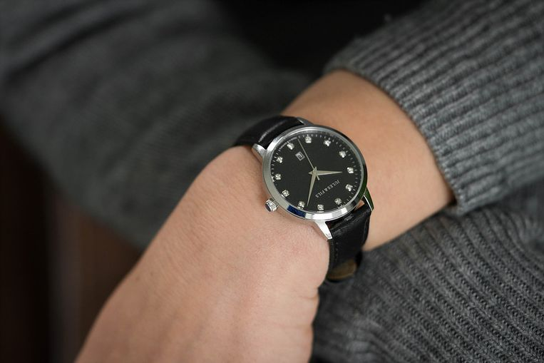 The Dauphine Diamond Black.