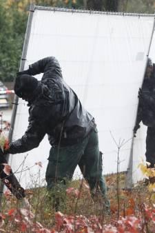 'Koning van de Brabantse onderwereld' opgepakt, grote actie bij woonwagenkamp