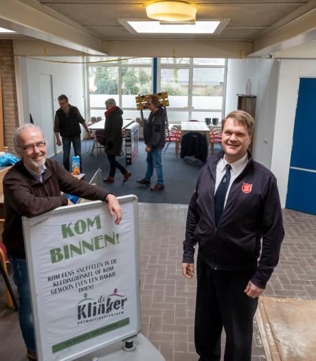 Ontmoetingscentrum De Klinker biedt gesprekken met diepgang in Wezep