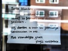 Ying's Wokpalace plots gesloten: 'Bedankt voor het vertrouwen'
