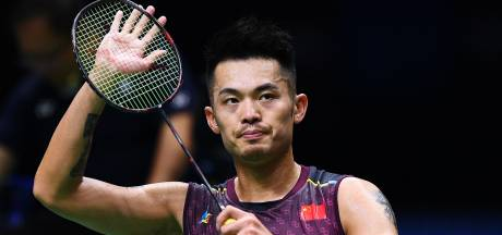 Badmintongrootheid 'Super Dan' hangt racket aan de wilgen