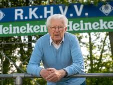 Kleine wasjes, grote wasjes, Piet Bosman doet ze voor RKHVV allemaal