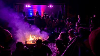 15de editie van Perks Winterfeest lokt zo'n 300 omwonenden en een zingende burgemeester