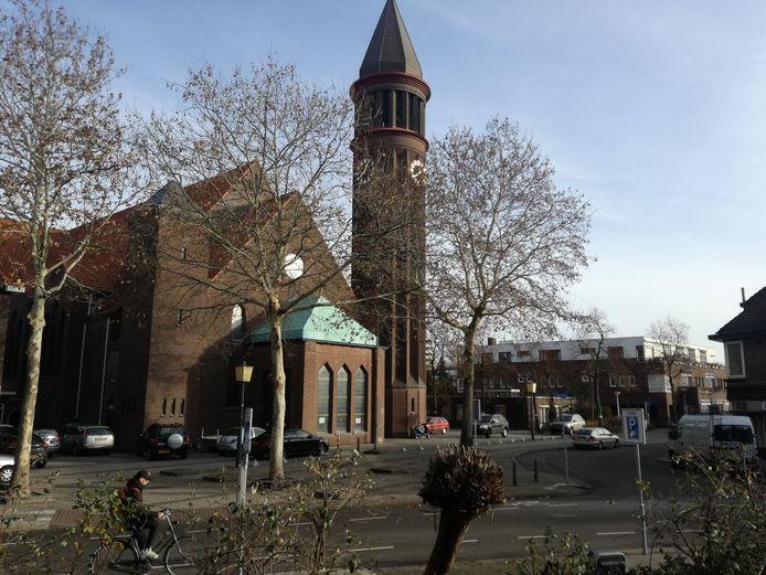 De voormalige Heilig Hart kerk in de Ploegstraat