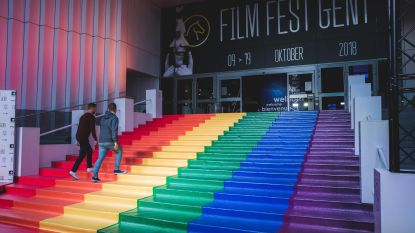 FilmFest rolt regenboogloper uit