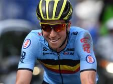 Keukeleire wint Ronde van België ondanks valpartij op slotdag