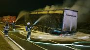 Oplegger met papier mogelijk in brand gestoken in Oud-Turnhout