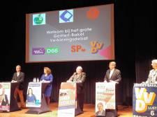 Combinatie CDA en Lokale Realisten & D66 in Gemert-Bakel niet waarschijnlijk