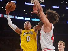Lakers verslaan Bulls na inhaalrace