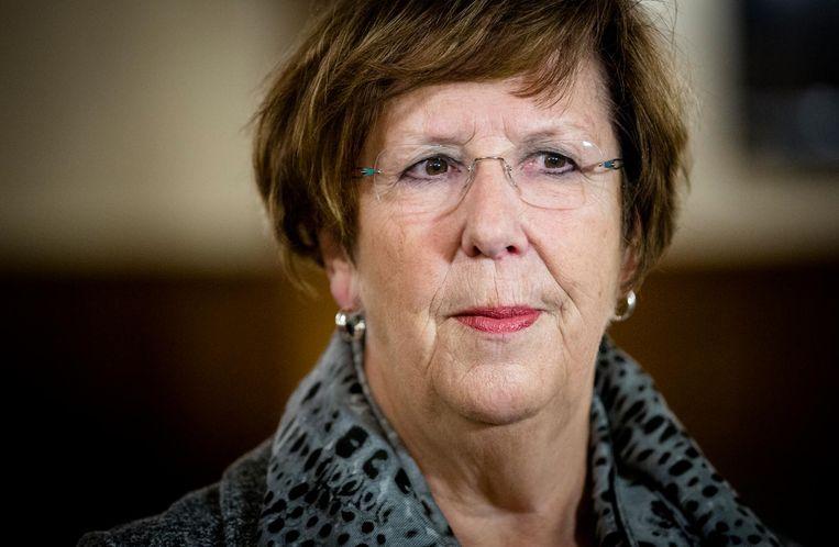 Annemarie Jorritsma. Beeld ANP