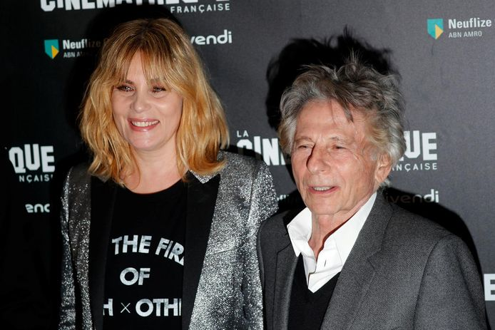 Emmanuelle Seigner neemt haar echtgenoot Roman Polanski in verdediging
