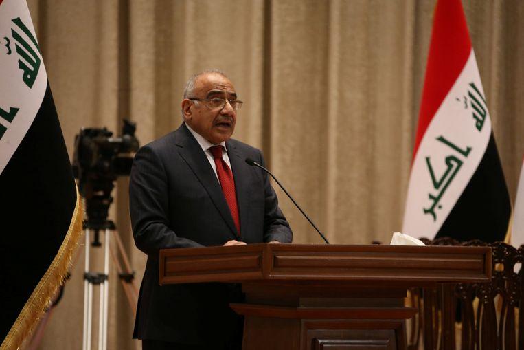 Meer dan vijf maanden na de parlementsverkiezingen heeft Irak een nieuwe regeringsleider. Het parlement in Bagdad keurde de sjiitische politicus Adil Abdel Mahdi goed.