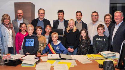 Nieuwe Rotselaarse kindergemeenteraad geïnstalleerd