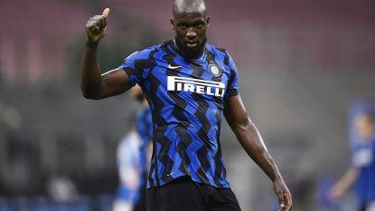 Lukaku en Inter springen weer over Atalanta naar tweede plek na zege tegen Napoli