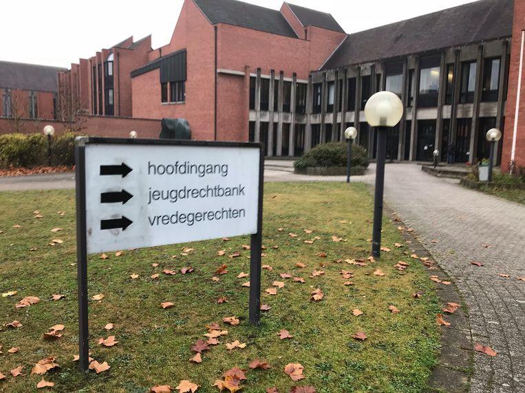 De man werd veroordeeld in de rechtbank van Brugge