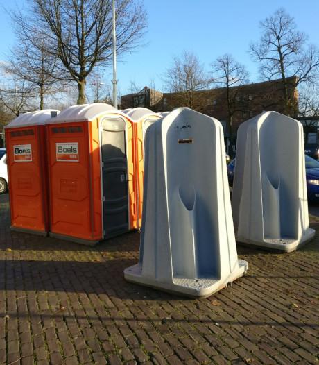 Gesponsorde toiletten gaat Halderberge net even te ver