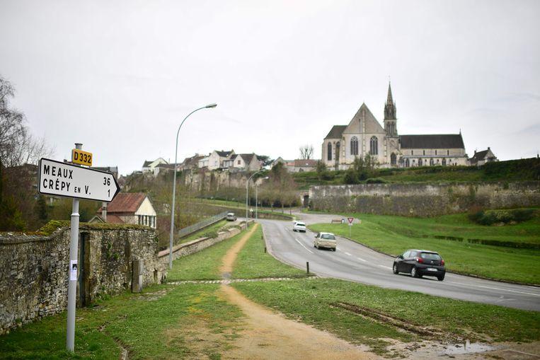 De overleden coronapatiënt was als leerkracht aan de slag in een middelbare school in Crépy-en-Valois