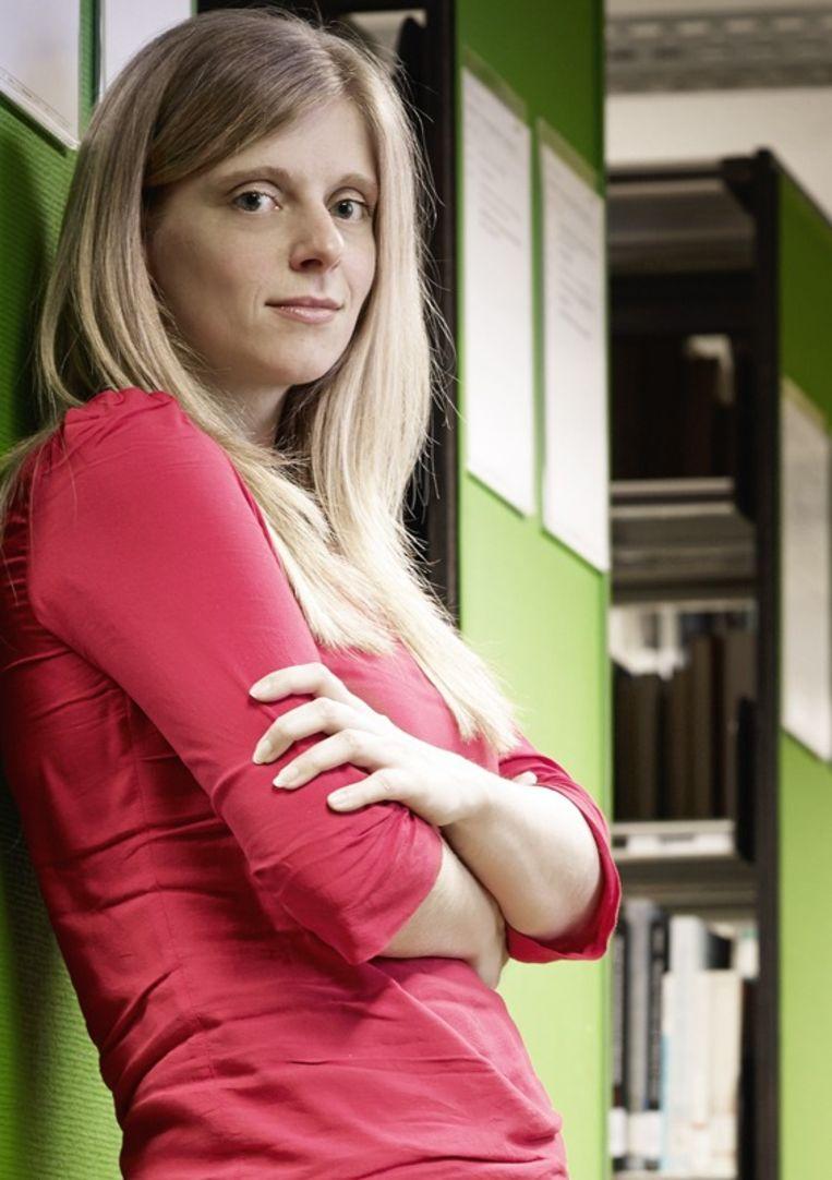 Katleen Gabriels is onderzoeker computerethiek aan de Vrije Universiteit Brussel. Beeld Menno Pelser