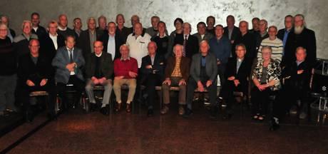 Platina-vakbondsmannen geëerd tijdens FNV-jubilarissenmiddag in Heesch