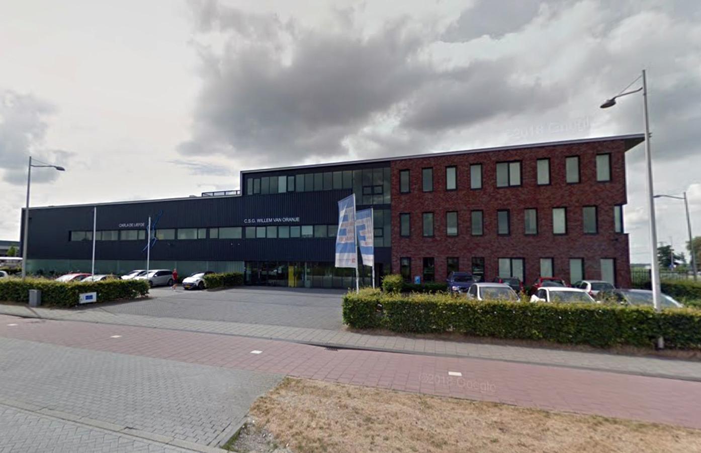 CSG Willem van Oranje in Oud Beijerland