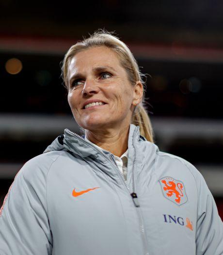 Wiegman: 'Finale op Spelen tegen Groot-Brittannië? Die pot wil ik graag winnen met Oranje'