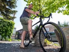 Reflectoren op richeltje in Nieuwkoop moeten einde maken aan valpartijen van fietsers