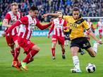 FC Oss verliest van NAC ondanks sterke eerste helft