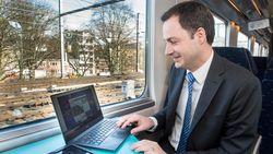 Er komt geen wifi op de trein, want te duur