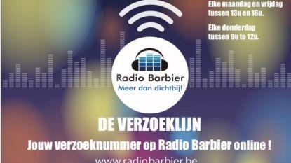 Radio Barbier start met verzoekprogramma