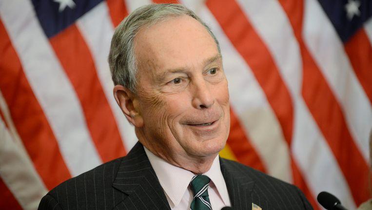 Michael Bloomberg. Beeld EPA