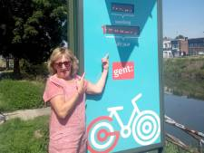 Op één jaar tijd miljoen fietsers aan Groendreef