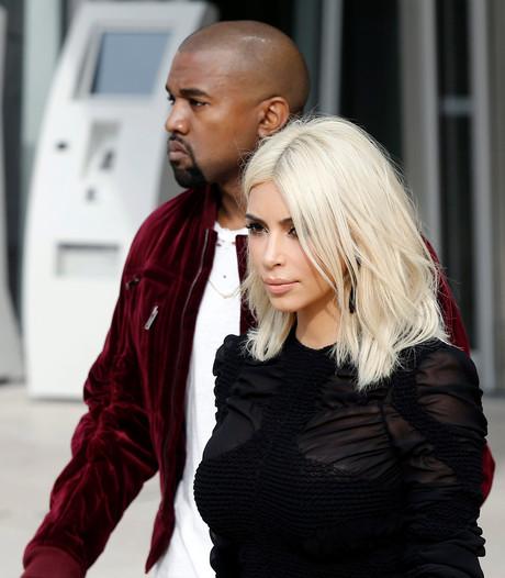 Derde kindje Kim Kardashian is geboren