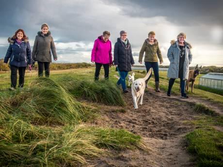 Hondendijk is vervuild door poep, maar blijft uitlaatgebied