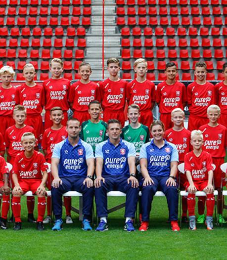 FC Twente jeugd tweede op Internationaal Seesing toernooi