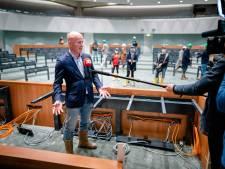 De tijdelijke Tweede Kamer is verbouwd voor 160 miljoen: huiskleur mosterdgeel