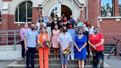 """Vrijwilligersgroep naait 2.650 mondmaskers voor Zoerselaars in drie weken: """"We gaan de sfeer hier missen"""""""