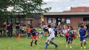 Leerlingen De Groene Planeet sluiten met groot voetbalfeest schooljaar af