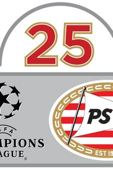 Wat is hét moment uit 25 jaar PSV-historie in de Champions League?