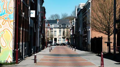 Boechout in tijden van corona: lege straten en verlaten pleinen