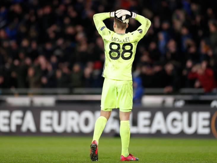 Des regrets, mais aussi de l'espoir pour le Club de Bruges