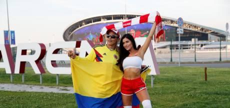Welke supporters maken de meeste indruk in Rusland?