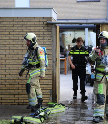 Explosie bij woning in Maarssen, man raakt gewond