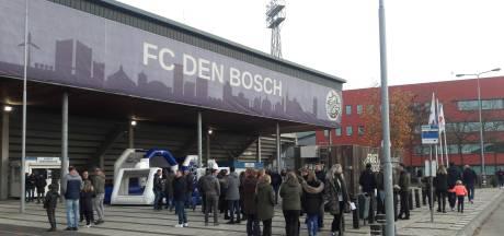 FC Den Bosch diep door het stof: 'Onze reactie was een blunder'