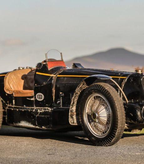 Bugatti van Belgische koning moet 11 miljoen euro opbrengen