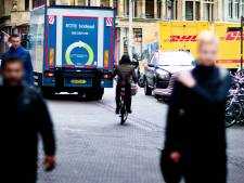 Toiletpapier voortaan in elektrische trucks naar Haagse kantoren