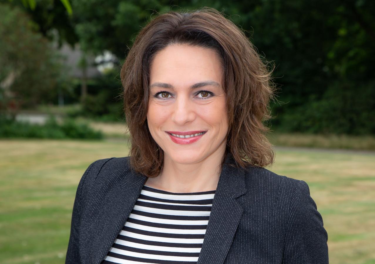 Wethouder Nermina Kundic (D66) van Soest.