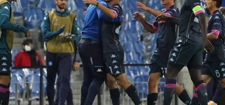 Naples gagne avec Mertens à la Real Sociedad