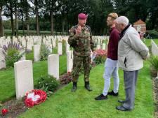 Emoties bij Vitesse-verdediger Clark en opa: overgrootvader overleed in de oorlog